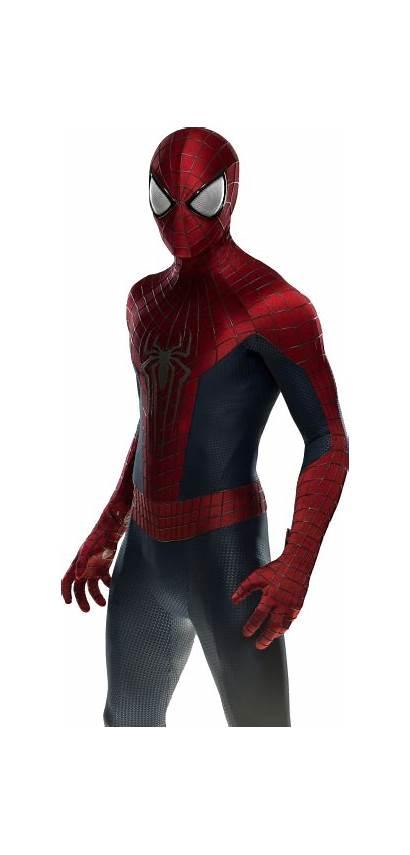 Spiderman Amazing Render Spider Vgboxart Ios Avengers