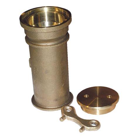 bronze 6 quot stanchion anchor spectrum products