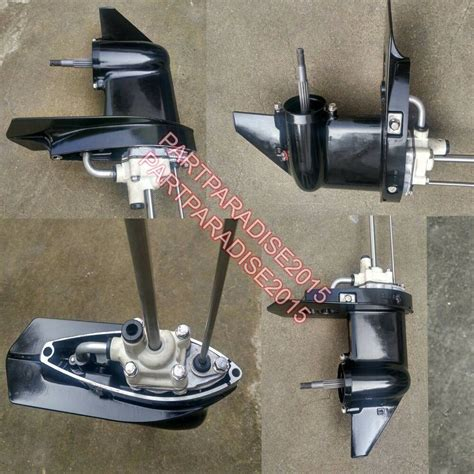 lower unit fit for shaft tohatsu nissan mercury outboard 4hp 5hp 6hp ebay
