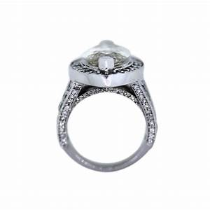 14k white gold 720ct marquise diamond engagement ring With wedding rings marquise diamond