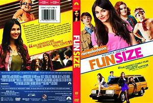 Fun Size - Movie DVD Scanned Covers - Fun Size :: DVD Covers