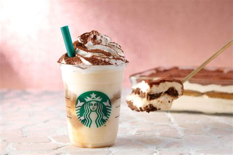 Instant coffee, whipping cream, cream, milk, unsweetened cocoa powder and 3 more. Starbucks Announces New Tiramisu Frappuccino - But Only in Japan