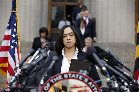 baltimore mayor calls  doj investigation   citys