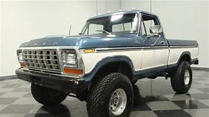 3577 Atl 1979 Ford F 100 4x4