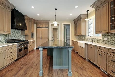 kitchen with cabinets light wood cabinets not modern house kitchen 3493