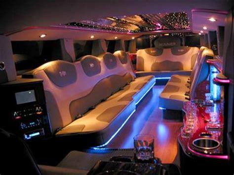 interieur d une limousine hummer gaetan1301