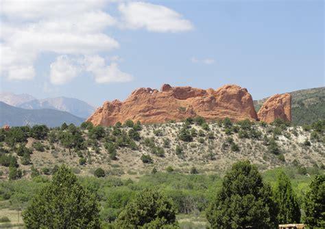 Jimmy S Garden Of The Gods by Garden Of The Gods Colorado Springs Colorado Pursuitist