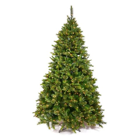 lighted artificial christmas trees 11 13 ft christmas trees