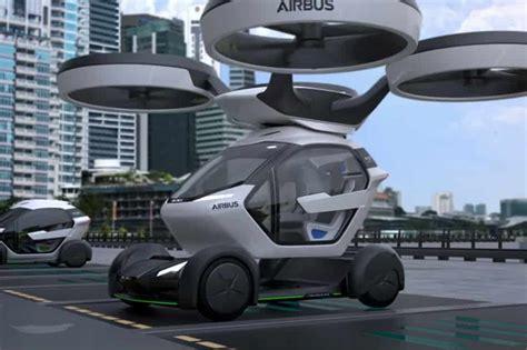 jeux voiture volante airbus pr 233 sente pop up concept de voiture volante