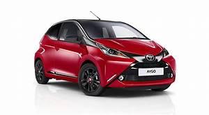 Llega La Cuarta Versi U00f3n Del Toyota Aygo X
