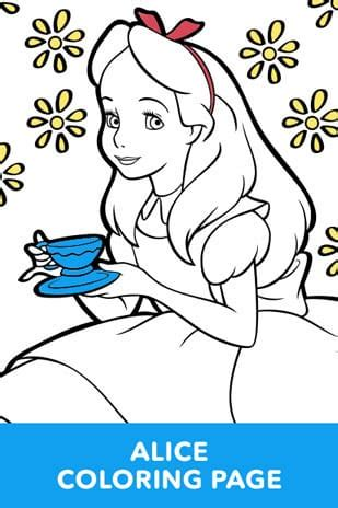 coloring pages  games disney lol