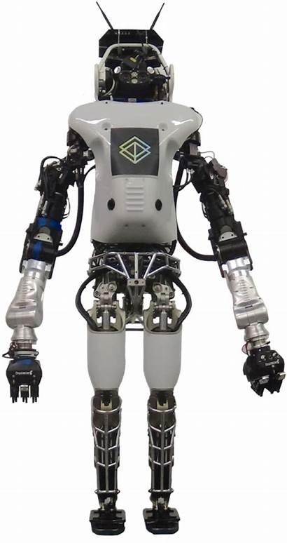 Darpa Robotics Robots Robot Atlas Team Challenge