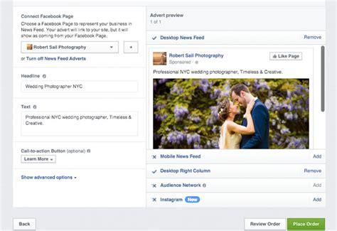 facebook ads  reach couples   wedding