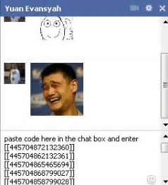 Facebook Chat Meme Codes - large meme on facebook chat codes image memes at relatably com