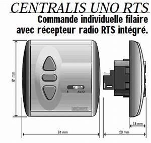 Commande Volet Roulant Somfy : volet roulant somfy commande radio ~ Farleysfitness.com Idées de Décoration