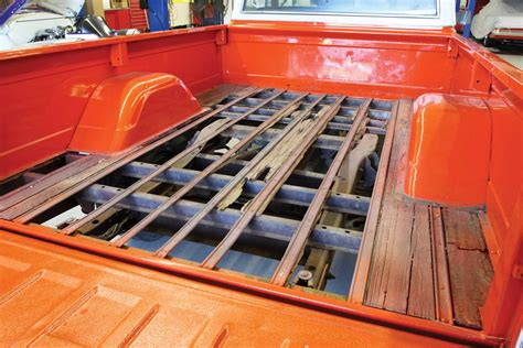 wooden truck bed bed wood options for chevy c10 and gmc trucks rod