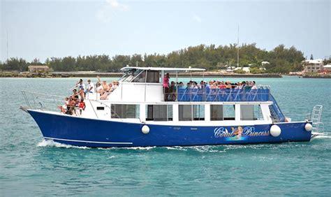 Glass Bottom Boat Cruise Bermuda by Bermuda Sightseeing Glass Bottom