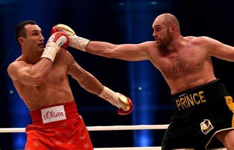 Wladimir Kiltschko Loses World Heavyweight Title In Shock ...