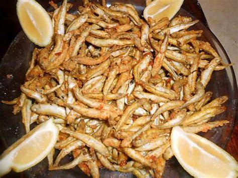 recette de friture d 233 perlans sauce soja piment 233 e