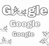 Google Coloring Pages Colouring Az sketch template