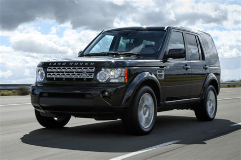 Land Rover Discovery Picture by 2013 Land Rover Discovery 4 Announced Auto Express