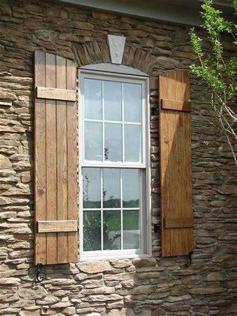 Wood Shutters  A Diy Challegenge  Houz Buzz
