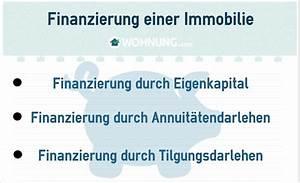Bausparvertrag Finanzierung Immobilie : informationen und tipps f r die finanzierung einer immobilie ~ Lizthompson.info Haus und Dekorationen