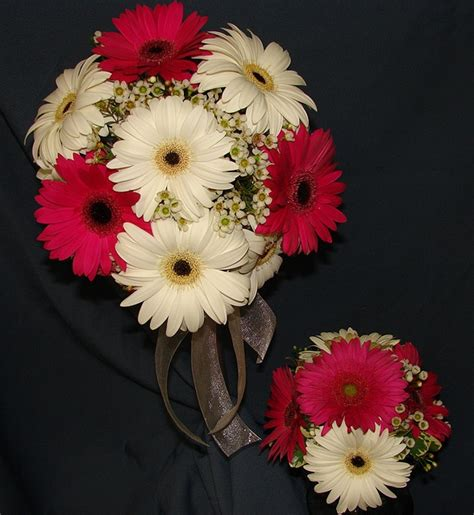 29 Curated Gerber Daisy Wedding Bouquets Ideas By