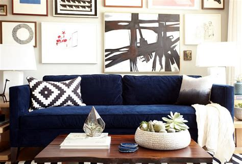 5 ways to style navy at home parachute parachute
