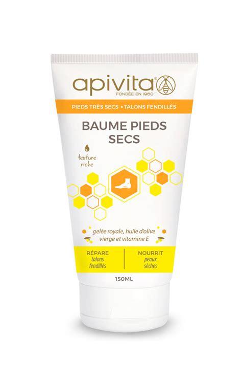 baume pieds secs apivita orvimed materiel medical