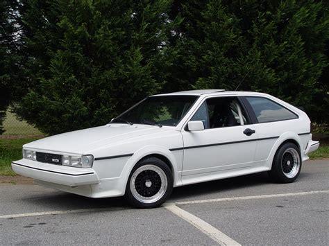 Volkswagen Scirocco Modification by Onesixv 1988 Volkswagen Scirocco Specs Photos