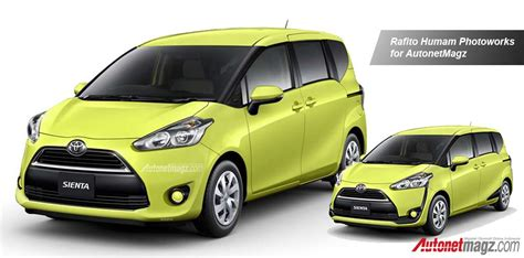 Toyota Sienta Modification by Toyota Sienta Versi Indonesia Modif
