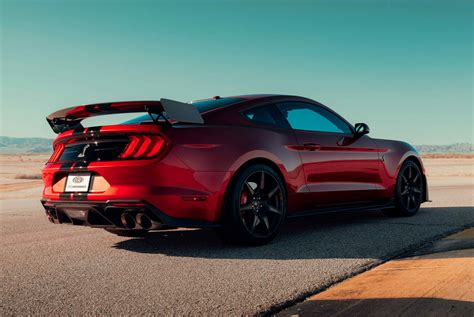 ford mustang shelby gt  affordable supercar