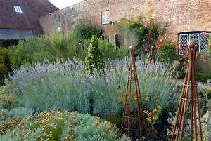 Plant Supports For A Cottage Garden