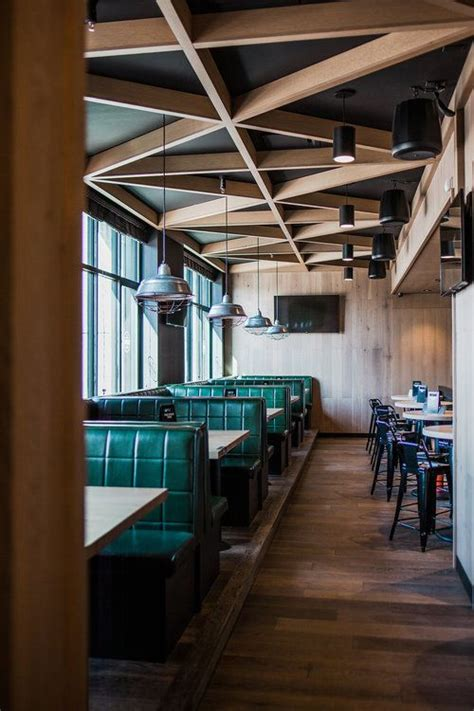 Bar Ceiling Design by 17 Best Ideas About Restaurant Bar Design On