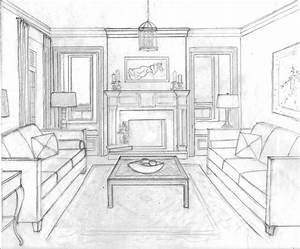Concept Drawing | Waterlily Interiors | Bocetos ...