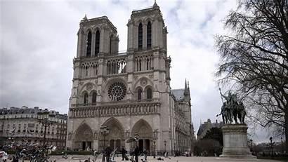 Dame Notre Paris Cathedral Parijs Afp France