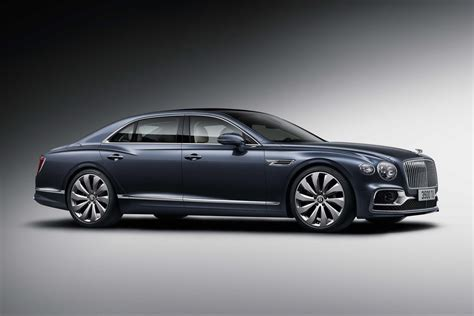 the new bentley flying spur is a luxury limo you can drift