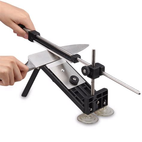 knife sharpener sharpening kitchen angle professional ruixin pro stones fix fixed knives tool tools stone system updated chef edge whetstones