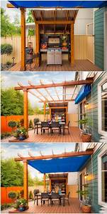 15, Cool, Ways, To, Design, A, Barbecue, Grill, Area