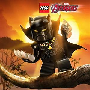 LEGO Marvel's Avengers: Classic Black Panther Pack for ...