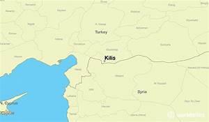 Where is Kilis, Turkey? / Kilis, Kilis Map - WorldAtlas.com