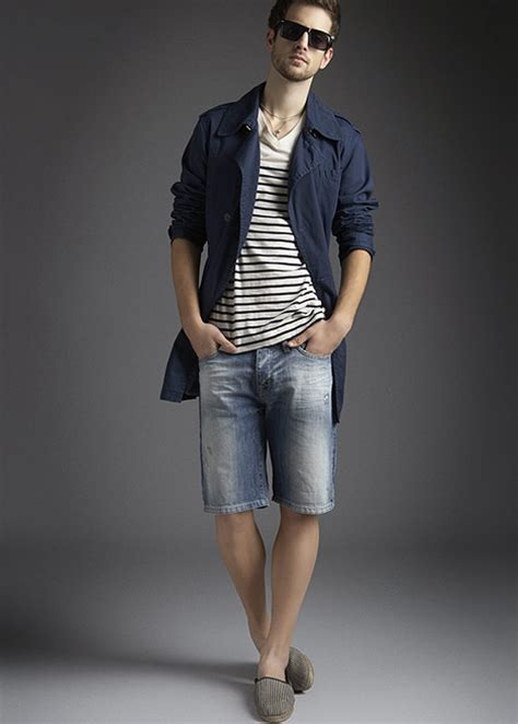 Cool Summer Outfit For Men