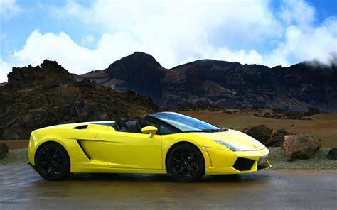Lamborghini Gallardo Lp560 4 Spyder Car Wallpapers