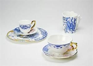 Vaisselle En Porcelaine : service vaisselle en porcelaine fine invitez l 39 art votre table ~ Teatrodelosmanantiales.com Idées de Décoration