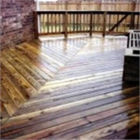 concrete patio replacement with wooden deck or composite
