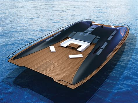 Un Barco Behance by Ark Solar Yacht On Behance