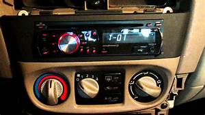How To Install And Remove A Radio Without A Wiring Harness On A Nissan Sentra Part 2