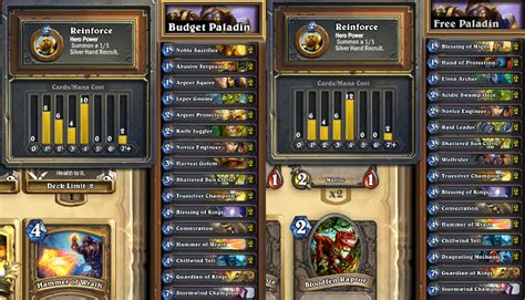 Hearthstone Decks Paladin by Hearthstone Features Hearthstone Guide An In Depth Look