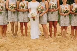 gold glitter bridesmaid dresses sequin bridesmaid dresses